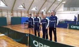 Asztaliteniszezőink bajnoki címet szereztek az NB2-es bajnokság Észak-Nyugati csoportjában!