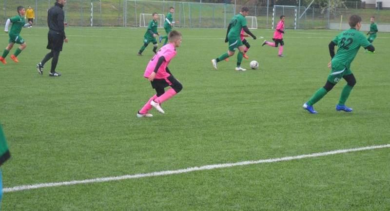 Hévíz - Nagykanizsa U12-U13-as bajnoki mérkőzések