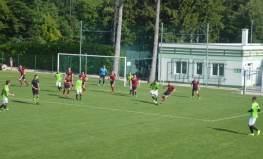 Hévíz SK – Balatonlelle az NB III-ért