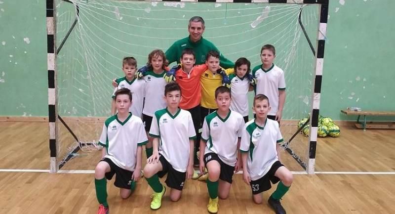 Futsal torna Zalaszentgrót U11