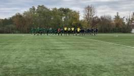 ZTE FC - Hévíz SK serdülő mérkőzések