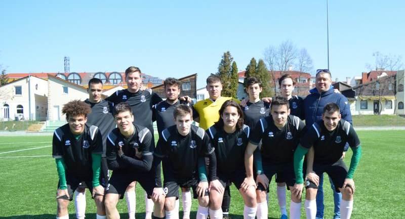 Hévíz SK – ESK Győr-Ménfőcsanak ifjúsági mérkőzések