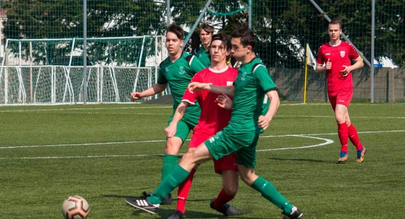 SC Sopron – Hévíz SK ifjúsági mérkőzések