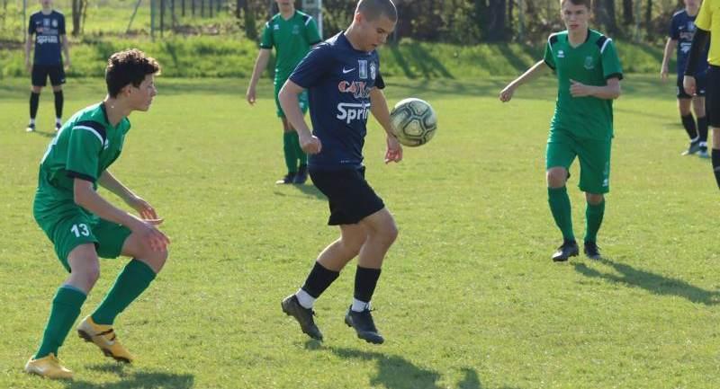 Andráshida SC - Hévíz SK ifjúsági mérkőzések