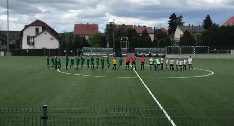Hévíz SK – Csornai SE U12-U13 bajnoki mérkőzések