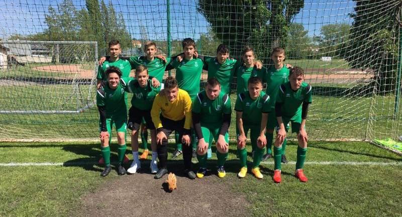 SFAC 1900 SE - Hévíz SK ifjúsági mérkőzések