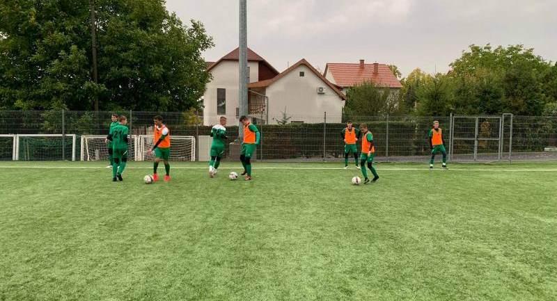 Hévíz SK U15 – FC Ajka 3:4 (1:2)