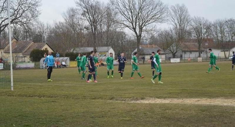 Zalaszentgrót - Hévíz SK 0:1 (0:0)
