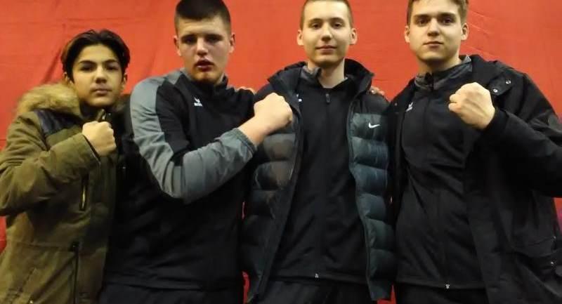 Utánpótlás Magyar Kupa a Tatai Olimpia Edzőtáborban