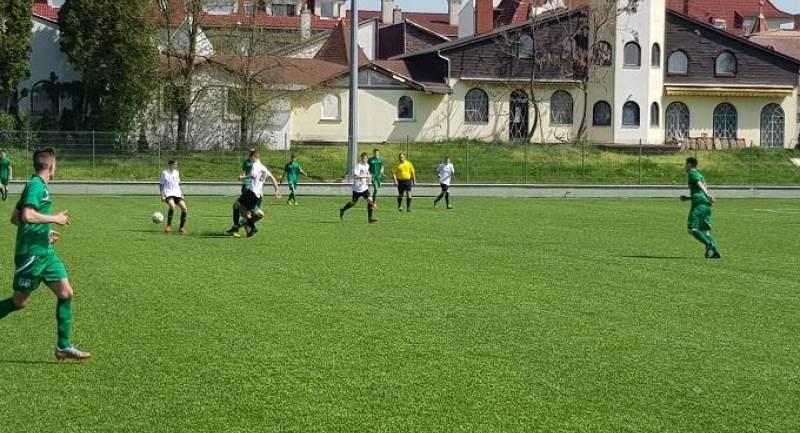 Hévíz - Balatonfüred ifjúsági mérkőzések