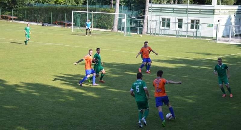 Hévíz SK - Keszthely 5:0 (1:0)
