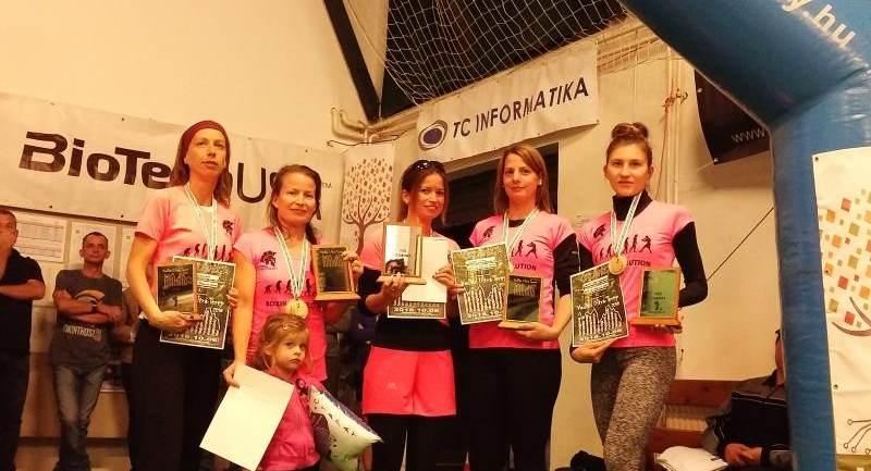 Ultramaratont nyert a Hévízi Sportkör Ökölvívó Szakosztálya!