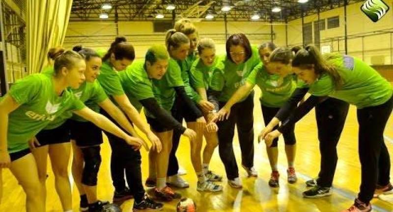 Hatalmas hazai meccset játszott NB II női kézilabdacsapatunk, melyet 30-29-re megnyert Marcali ellen!