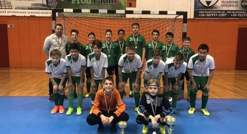 Megyei Futsal döntő