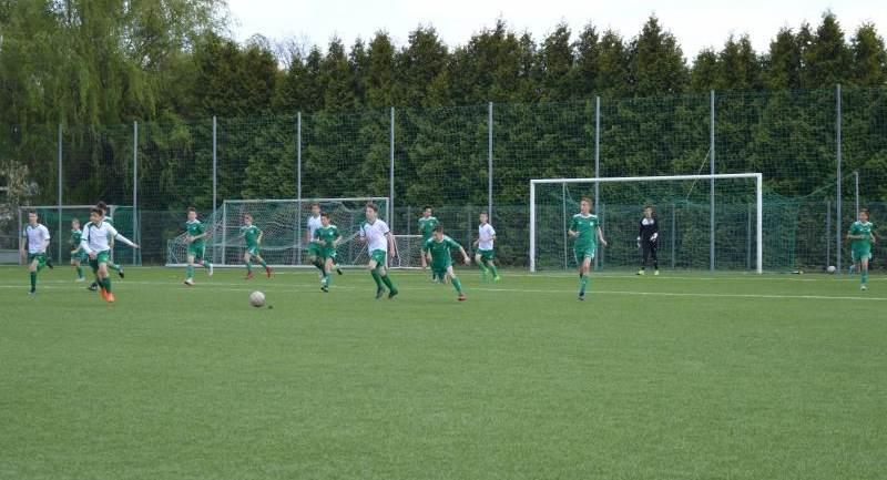 Hévíz - Győr U12-U13-as bajnoki mérkőzés