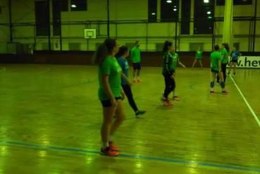 Hévízi Sportkör Kézilabda Szakosztály edzésképek