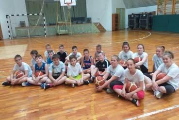 Kosárlabda nyári tábor 2020